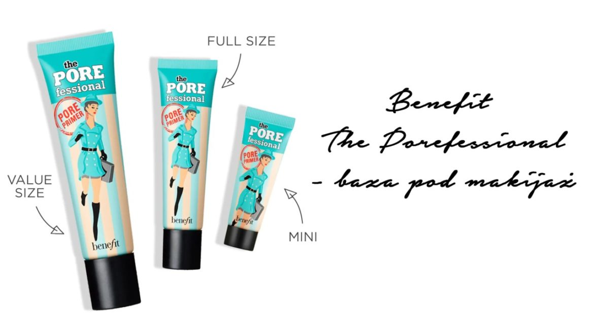 Benefit The Porefessional - baza pod makijaż
