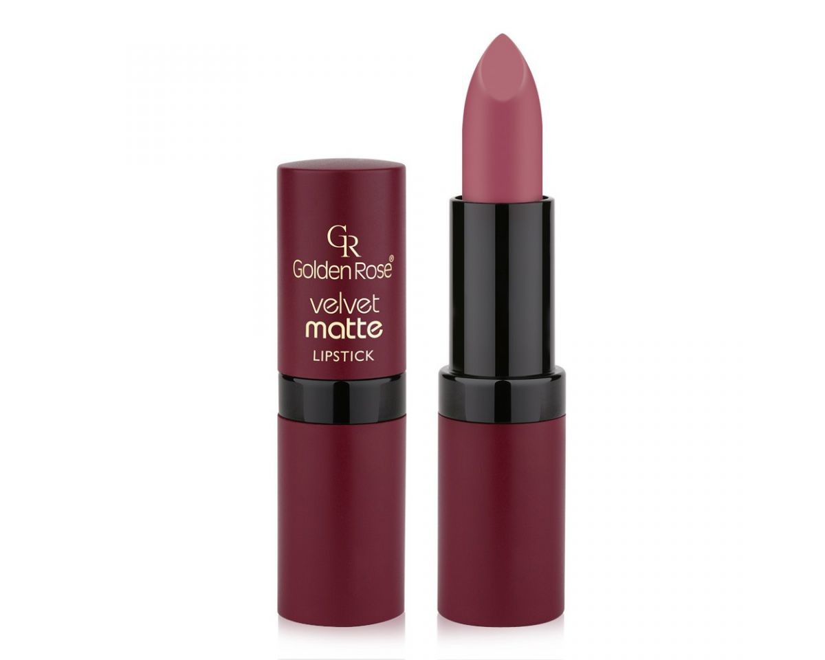 Golden Rose Velvet Matte Lipstick 14