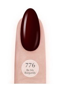 SPN Nails 776 Be My Burgundy